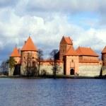 Постер, плакат: Trakai castle