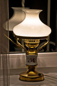 Lamp-night lamp (largely) — Stock Photo
