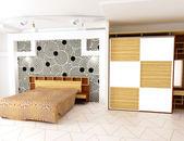 Design of room — Stock Photo