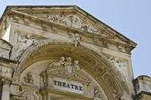 Old theater in Avignon, France — Stock Photo
