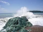 Přímořská krajina — Stock fotografie