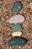 Sea stones — Stock Photo
