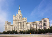 Moscow high-rise buildings — Stock Photo