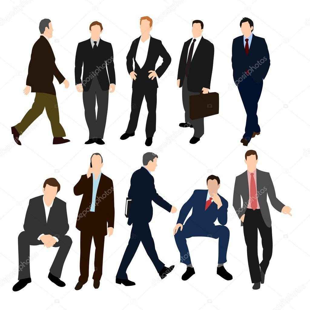 фото мужчин в разных позах