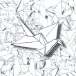 Постер, плакат: Traditional Origami Figure