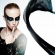 Royalty-Free Stock Photo: Black swan