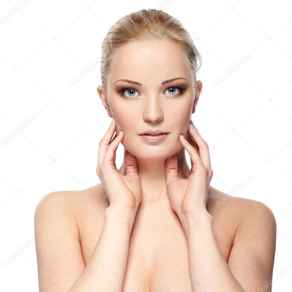 Beauty Stock Photos Portrait of beautiful female