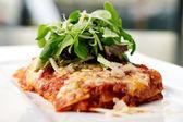 Lasagna — Stock Photo