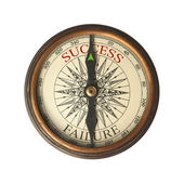 Success compass — Foto Stock