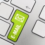 E-mail button — Stock Photo #5944586