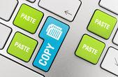 Copy - Paste — Stock Photo
