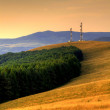 Hdr hills — Stock Photo