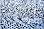Sett paving — Stock Vector