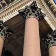 Royalty-Free Stock Photo: Columns of St. Isaac\'s Cathedral
