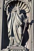 聖パウロの像. — ストック写真