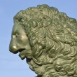 Royalty-Free Stock Photo: Statue of a lion