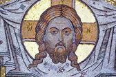 Mosaico di gesù cristo — Foto Stock