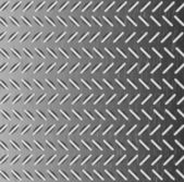 Abstract background as corrugated metal — Vector de stock