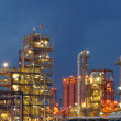 Petrochemical plant — Stock Photo #5447673