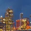Petrochemical plant — Stockfoto #5447673