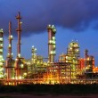Petrochemical Plant - Foto Stock