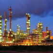 Petrochemical Plant - Stockfoto