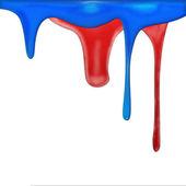 Color drop — Stock Photo
