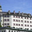Castle ambras, Innsbruck — Stock Photo