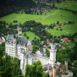 Stock Photo: Castle Neuschwanstein, Fussen Bavaria