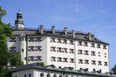 Castle ambras, Innsbruck — Stock Photo