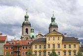 Catholic church in Innsbruck, Tirol — Stock Photo