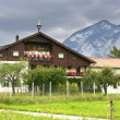 House in Natters, Tirol — Stock Photo
