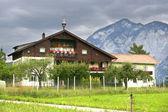 House in Natters, Tirol — Stock Photo