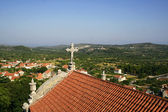 Catholic church in Brac island — Stock Photo