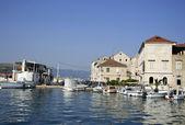 Village on the Adriatic coast — Photo