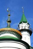 Mezquita de mardjani en kazan — Foto de Stock