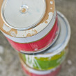 ������, ������: Cans of paints