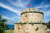 View of the tower in Turkey — Stock Photo
