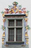Extérieur de bâtiment historique — Photo