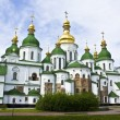 Stock Photo: Kiev, Ukraine, Sofiyiskiy cathedral