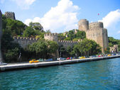 Fortress in Istanbul, Turkey — Stock Photo