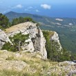 I-Petri hill, Crimea — Stock Photo