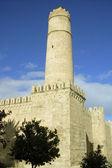 тунис, крепость в городе сусс — Стоковое фото