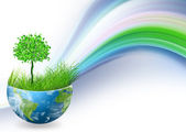 Environmental Concept — Stock Photo