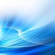 Abstract light blue background — Stock Photo