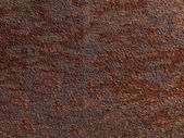 Old rusty metal plate — Stock Photo