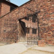 Stock Photo: Auschwitz, place of execution