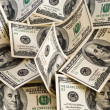 Background of dollars — Stock Photo #5416463