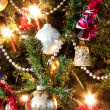 Christmas background — Stock Photo #5416667