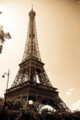 Effel tower — Stock Photo